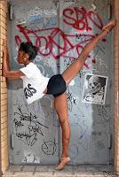 ballerina claves