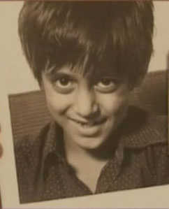 Salman Khan Childhood Pictures