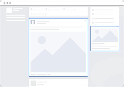 Contoh Iklan Facebook Versi Destop