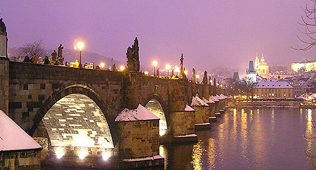 Praga-Ponte-Carlo