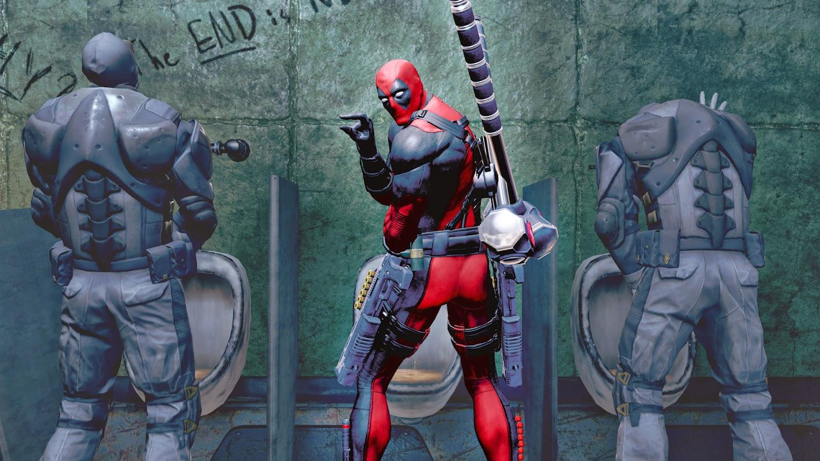 Deadpool 2 Movie Wikipedia