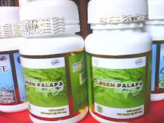 GREEN PALAPA HPA