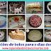 Sugestões de bolos para o dia dos Pais