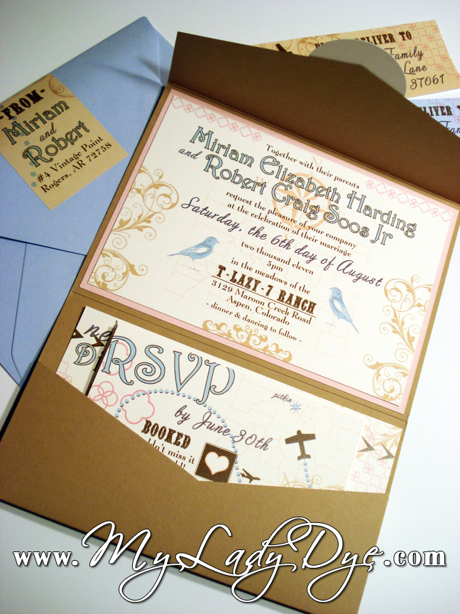Karlees Blog Rustic Wedding InvitationsCheck Out How Great These Wedding Invitations Are