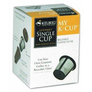 Coffee Maker Reviews: Keurig My K-Cup Reusable Coffee Filter