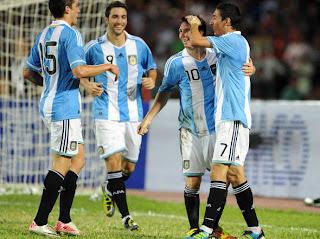 Convocados Partido Amistoso Argentina Vs Suiza