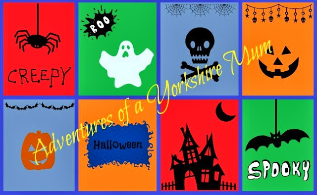 Halloween, Halloween Feature, Memory Game, Mummy Blogging, Parent Blog, Yorkshire Blog