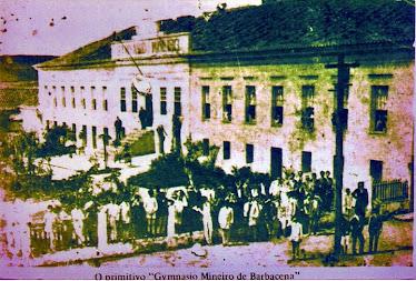 GYMNASIO MINEIRO EM 1920
