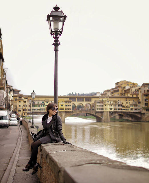 Bershka, Betsy oxfords, Prada baroque, Florence, Italy, Europe, honeymoon, travel