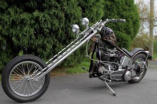 1941 Harley Davidson Knucklehead
