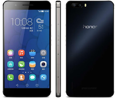 Comprar el Huawei Honor 6 Plus libre barato