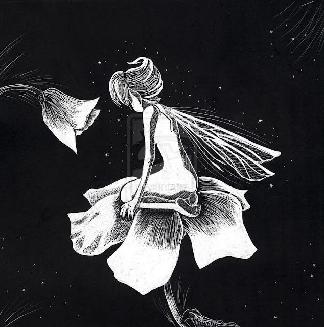 Tinker Bell por traceynicole