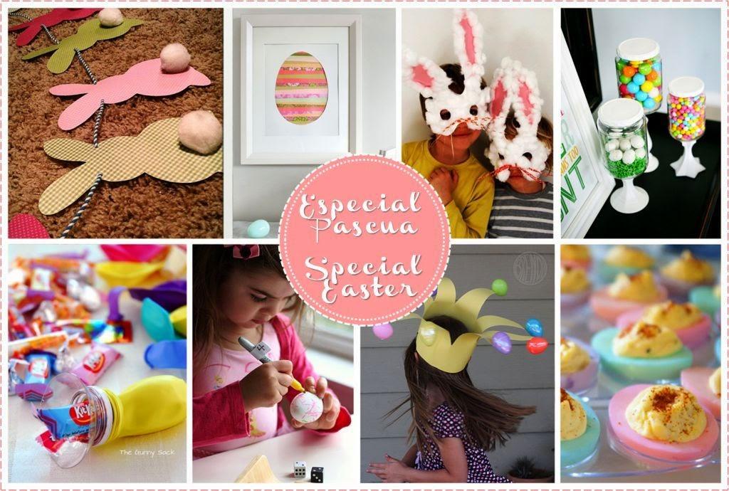 Tu hogar dulce hogar especial de pascua m s de 30 tutoriales ideas divertias plantillas de - Tutoriales de decoracion ...
