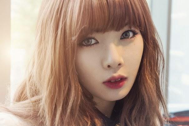 Hyuna regresará en julio