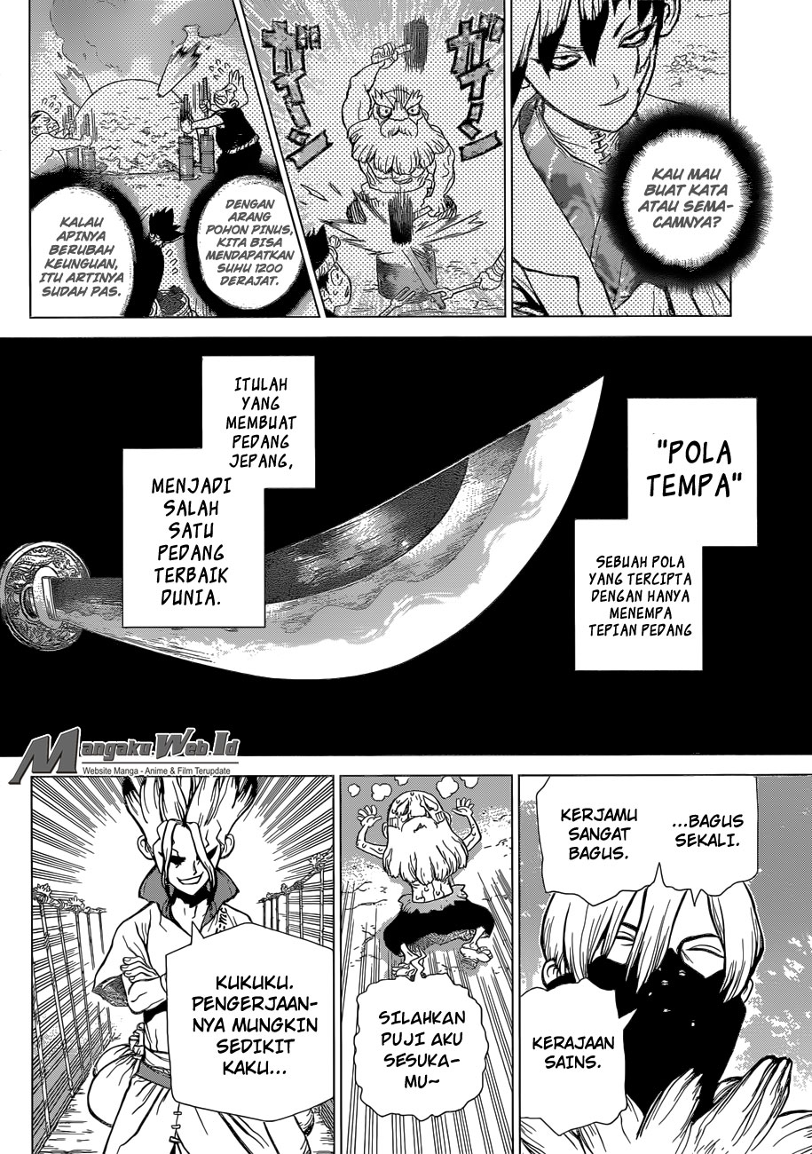 Dr. Stone Chapter 47-16