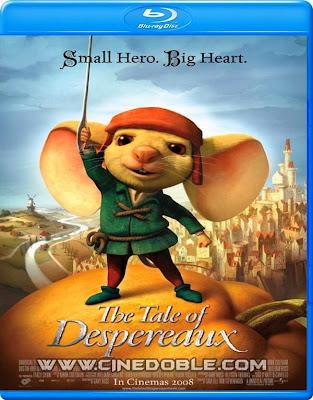 despereauxun pequeno gran heroe 2008 latino Despereaux:Un Pequeño Gran Héroe (2008) Latino
