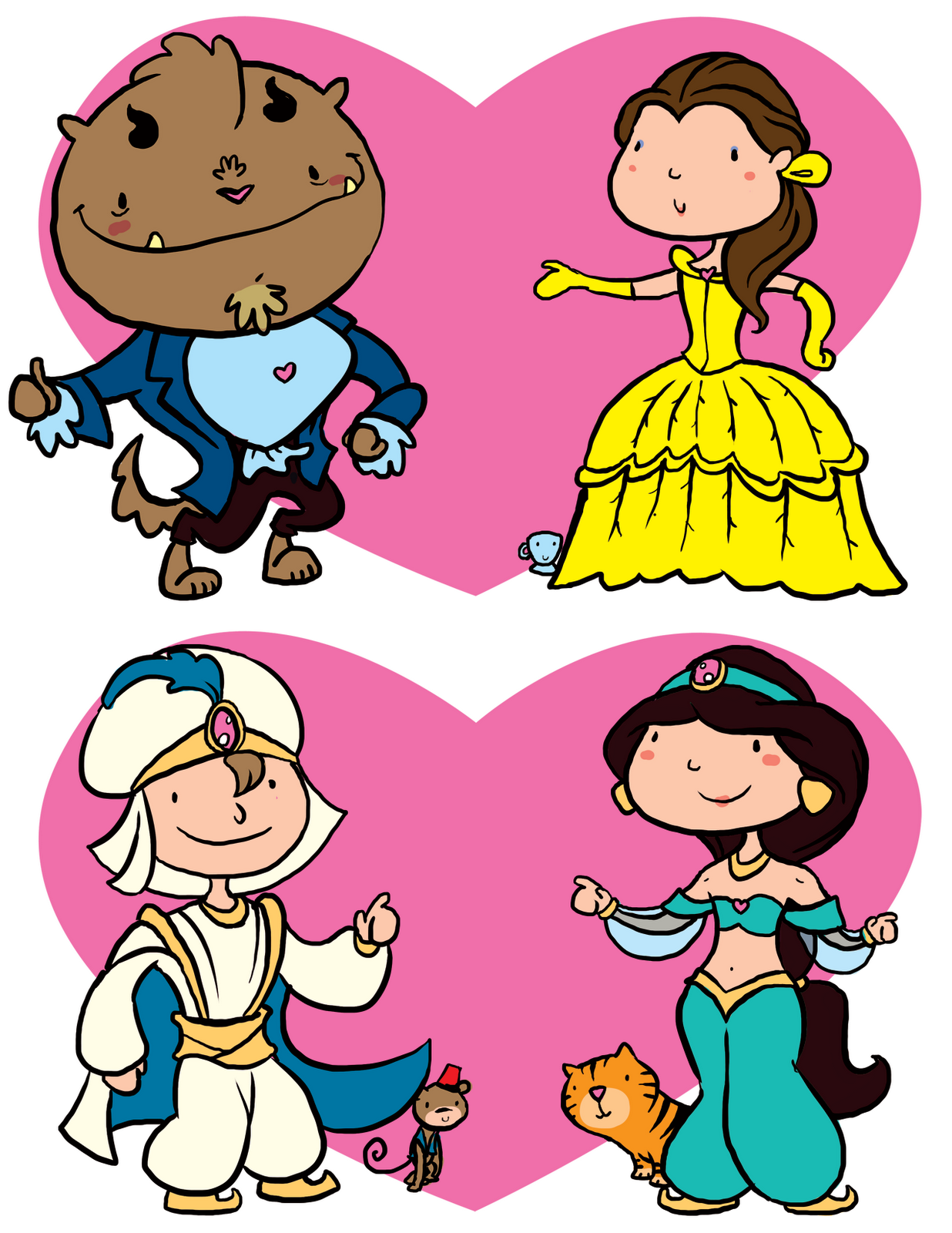 ... Related: Disney Valentine , Disney Princess Valentine Coloring Pages
