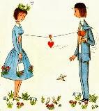 cartoline fidanzati