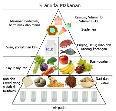 gizi makanan seimbang