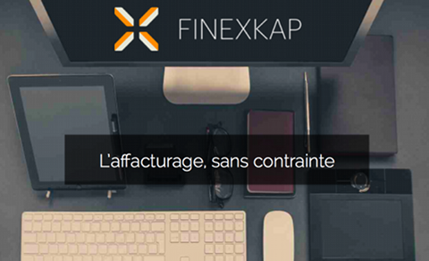 Finexkap, l'affacturage sans contrainte