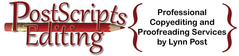 PostScripts Editing