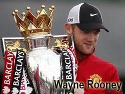 Wayne Rooney - MU - Striker