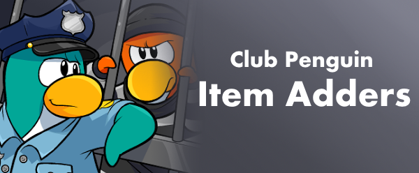 Club Penguin Item Adders