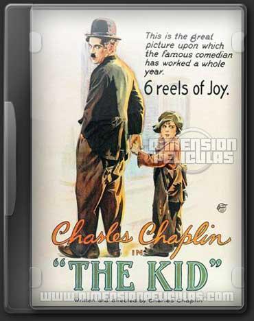 Charles Chaplin – The Kids (BRRip HD) (1921)