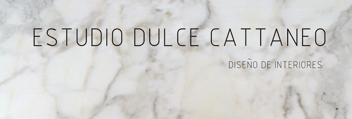 ESTUDIO DULCE CATTANEO - DISEÑO DE INTERIORES