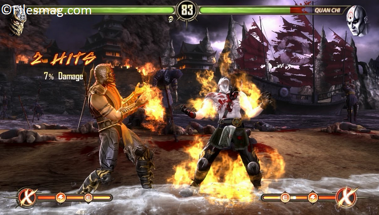 Mortal Kombat 4 Free PC Download