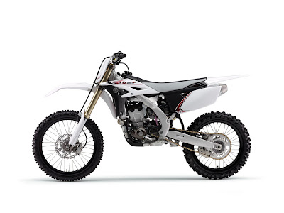 2012 New Yamaha YZ250F picture
