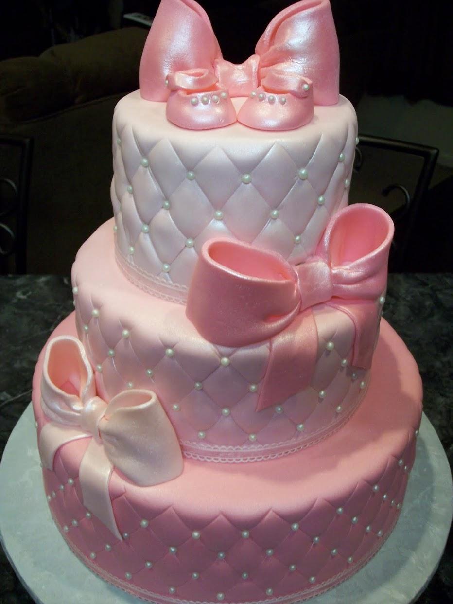 baby shower cake decorating beautiful pink baby shower cake decorating