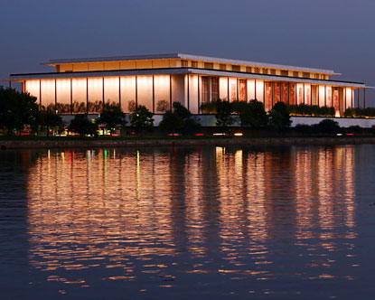 Shows at the Kennedy Center: The Kennedy Center is the official home to the National Symphony Orchestra and the Washington National Opera. But, the center is also always presenting some of the best in theater, opera, ballet and music. You can usually find tickets for .
