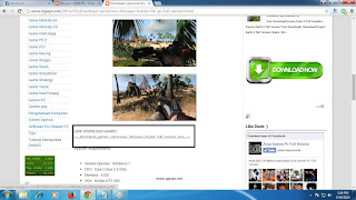 Tutorial Download Games PC Di ZGASPC Terbaru 2015 - ZGASPC