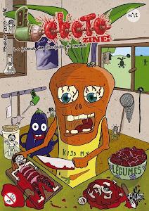 """Loboto'zine n°12 """"Légumes"""" est disponible"""