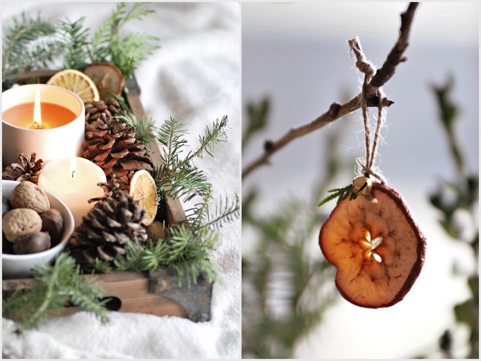 Homemade Christmas Decorations Dried Orange : Sylvia s simple life merry making