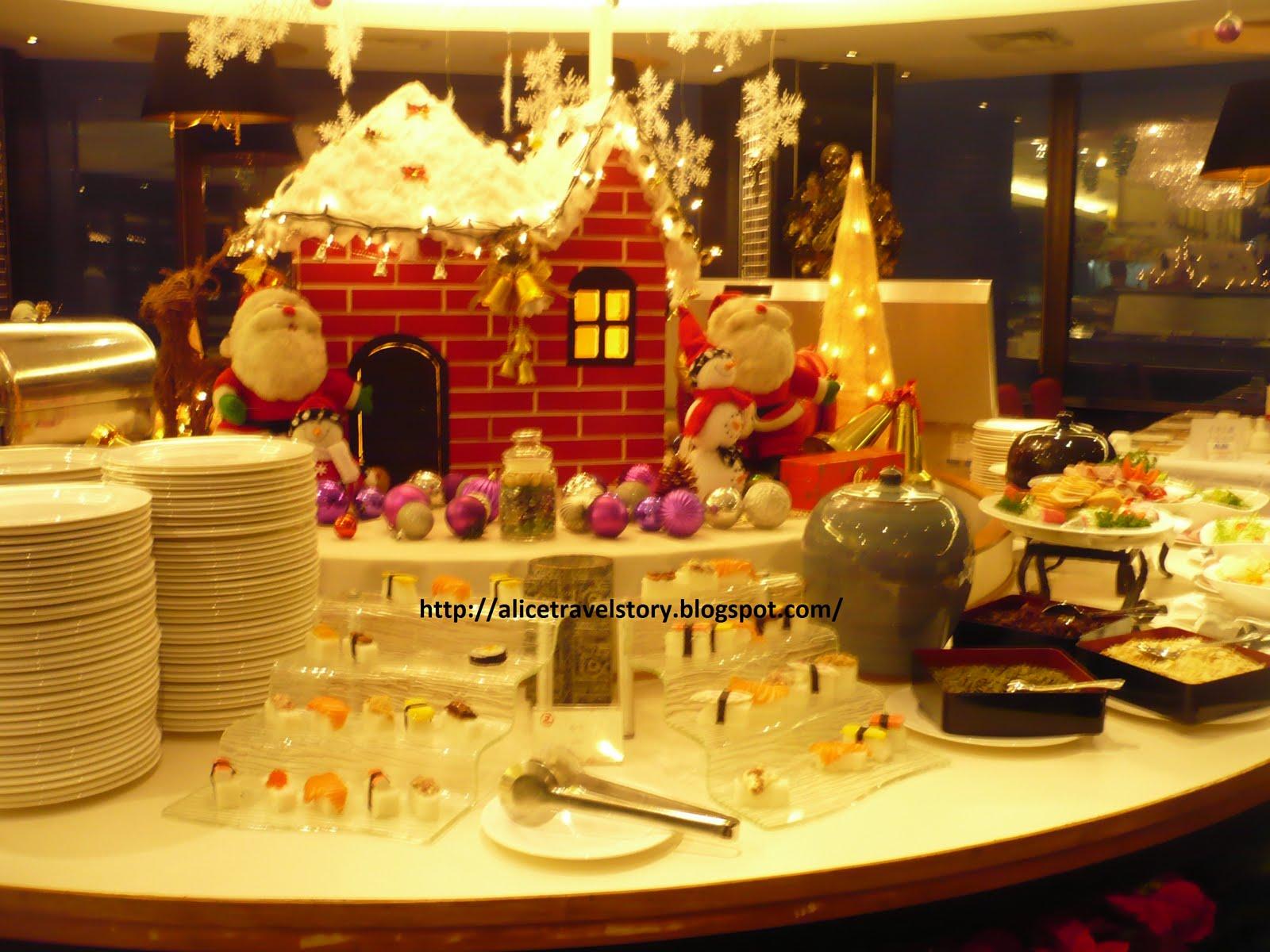 Alice travelogue china guangzhou trip day buffet