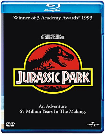 Jurassic Park 1993 Dual Audio BluRay Download