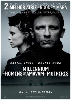 Millennium: Os Homens que Não Amavam as Mulheres   Dublado Download