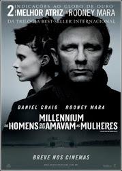 Millennium : Os Homens Que Não Amavam As Mulheres Dublado