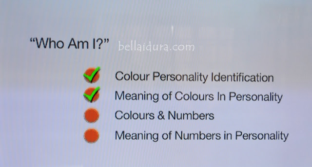 Warna dan kerjaya