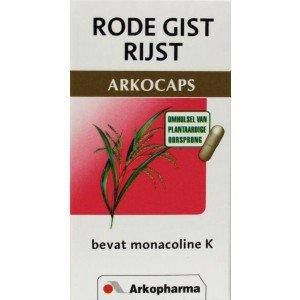 rode rijst capsules bijwerkingen