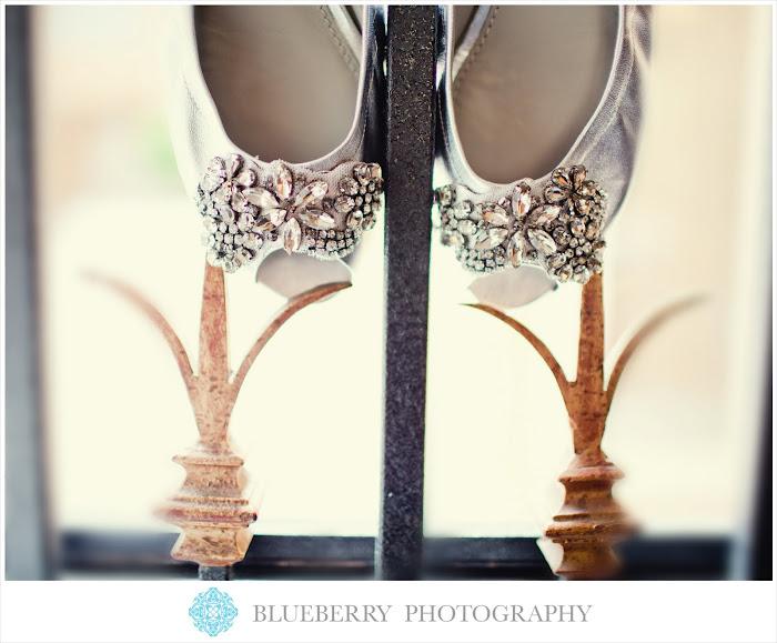 Lafayette park hotel wedding photography beautiful bridal shoes