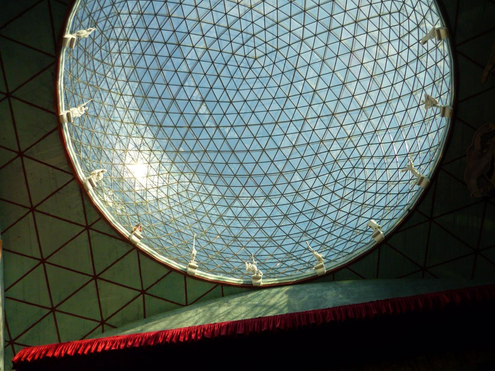 Geometría (Museu Dalí de Figueres) 2009, Beatriz