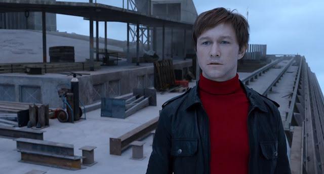 joseph Gordon-Levitt no topo das Torres Gêmeas no trailer de A Travessia