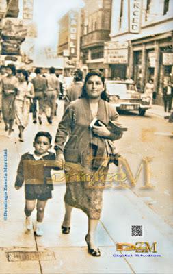 Mamá Myria y Yo por Jr. Miller