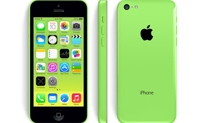 Apple iPhone 5C Key Features & Specifications