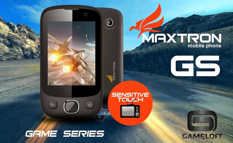 Gambar Maxtron Gs Game Series Sensitive Touch Seputar Dunia Ponsel New8a Smartphone