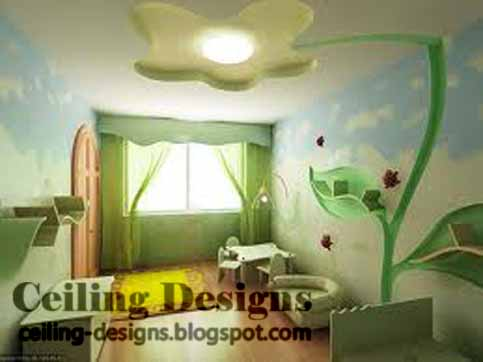 false ceiling designs for kids room - collection
