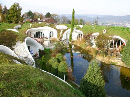 Amazing Underground Houses
